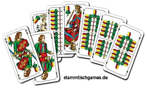 schafkopfkarten kostenlos